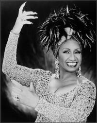 Celia Cruz - picture courtesy of www.starpulse.com