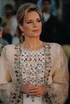 Her Majesty Queen Noor - photo courtesy of her website, Nooralhusseinfoundation.org