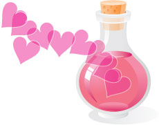 Love Potion, anyone?