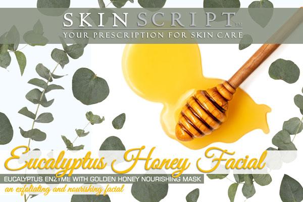 Eucalyptus Honey Facial