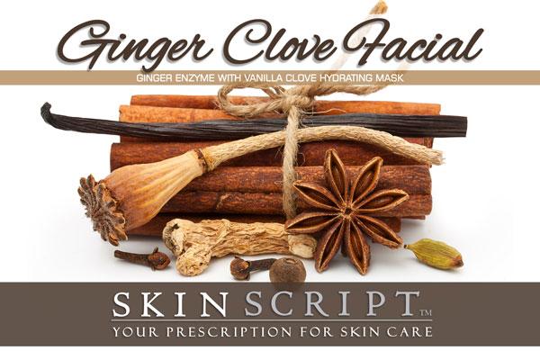 Ginger Clove Facial