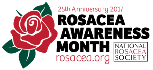 National Rosacea Awareness Month