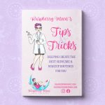 Raspberry Moon's Tips and Tricks, free download for newsletter subscribers