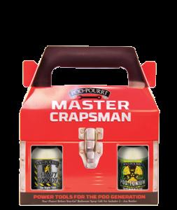 Master Crapsman Poo Pourri Set