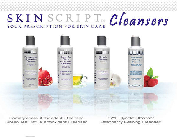 Skin Script Cleansers