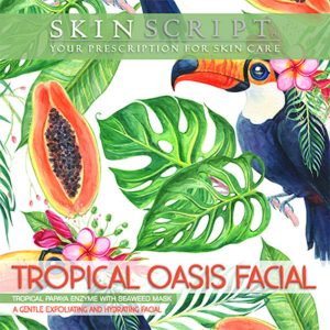 Tropical Oasis Facial