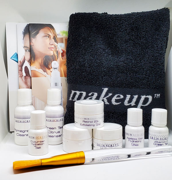Our At Home Facial Treatment Kit