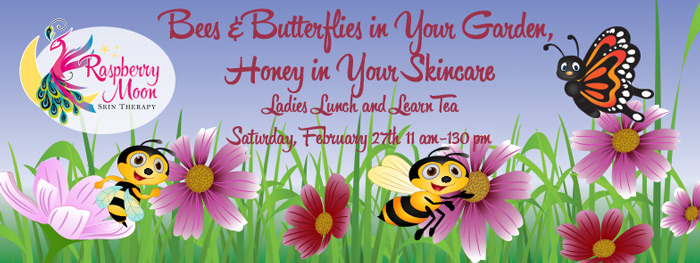 Bees and Butterflies Lunch and Learn
