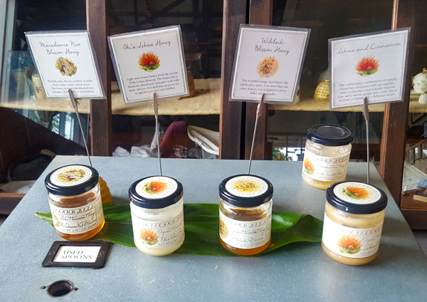 Big Island Bees Honey Samples