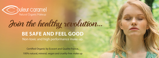 Couleur Caramel - The #1 Organic Makeup In France