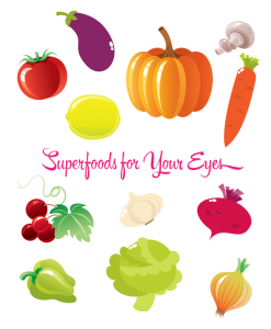 Superfoods for the Eyes