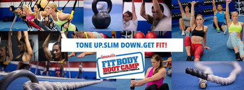 Greenville Fitbody Bootcamp