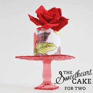 Jonathan Caleb Sweetheart Cake