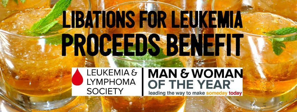 Libations for Leukemia