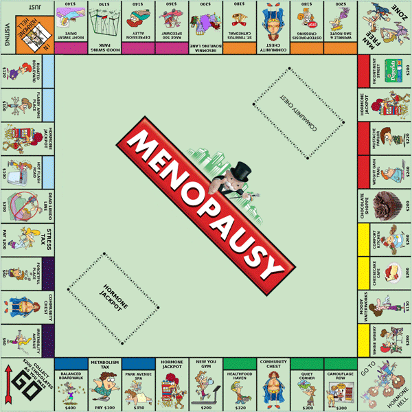 Menopause Board Game
