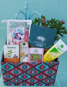 Over the Moon Basket of Goodies for Mother's Day