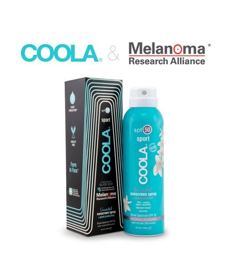 COOLA Limited Edition Sport SPF50 Spray