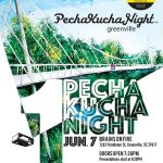 Pecha Kucha is back in Greenville