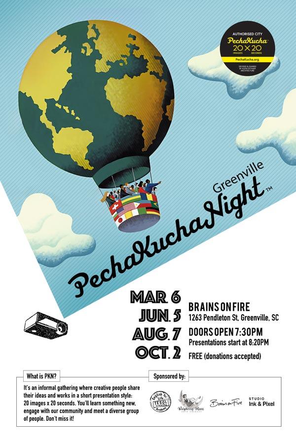 PechaKucha Nights in 2020