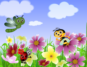 Create a pollinator friendly garden
