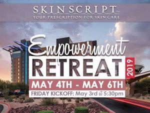 Skin Script Empowerment Retreat
