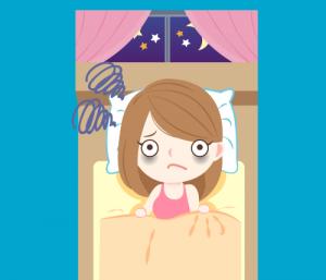 Anxious about sleep