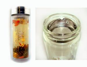 Glass Tea Tiger